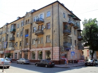 Rostov-on-Don, Semashko alley, house 25. Apartment house
