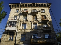 Rostov-on-Don, Semashko alley, house 34. Apartment house