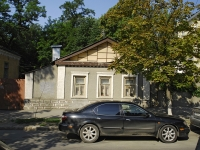 Rostov-on-Don, Semashko alley, house 61. Private house