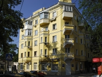 Rostov-on-Don, Semashko alley, house 63. Apartment house