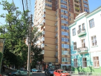 Rostov-on-Don, Semashko alley, house 71. Apartment house
