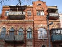 Ростов-на-Дону, Семашко переулок, дом 74. многоквартирный дом