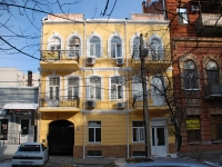 Rostov-on-Don, Semashko alley, house 76. Apartment house