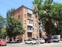 Rostov-on-Don, Semashko alley, house 82. Apartment house