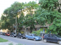 Rostov-on-Don, Semashko alley, house 87. Apartment house