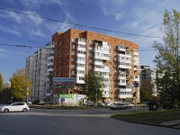 Rostov-on-Don, Belyayev st, house 28. Apartment house