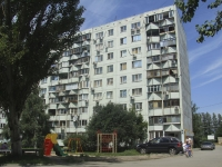 Rostov-on-Don, Orbitalnaya st, house 34. Apartment house