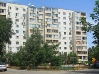 Rostov-on-Don, Orbitalnaya st, house 38. Apartment house
