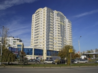 Rostov-on-Don, Korolev avenue, house 17. Apartment house
