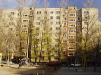 Rostov-on-Don, Korolev avenue, house 18. Apartment house