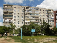 Rostov-on-Don, Kosmonavtov avenue, house 8/4. Apartment house