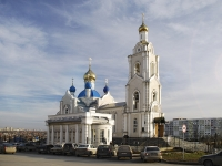 Rostov-on-Don, temple СВЯТО-КАЗАНСКИЙ, Kosmonavtov avenue, house 16А