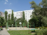 Rostov-on-Don, Kosmonavtov avenue, house 19. Apartment house