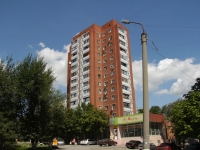 Rostov-on-Don, Kosmonavtov avenue, house 28. Apartment house