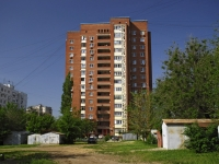 Rostov-on-Don, Kosmonavtov avenue, house 24. Apartment house