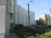 Rostov-on-Don, Dumenko st, house 1. Apartment house