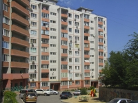 Rostov-on-Don, Lelyushenko st, house 1. Apartment house