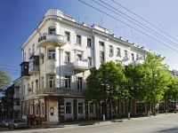 Rostov-on-Don, 7th Fevralya st, house 61. Apartment house