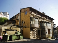 Rostov-on-Don, Bauman st, house 2. Apartment house