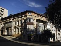 Rostov-on-Don, Bauman st, house 2. Apartment house