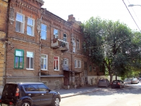 Rostov-on-Don, Bauman st, house 12. Apartment house
