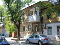 Rostov-on-Don, Bauman st, house 23. Apartment house