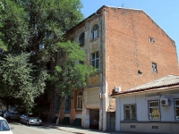 Rostov-on-Don, Bauman st, house 52. Apartment house