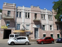 Rostov-on-Don, Sedov st, house 3. Apartment house