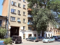 Rostov-on-Don, Sedov st, house 7. Apartment house