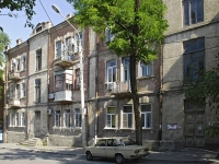 Rostov-on-Don, Sedov st, house 10. Apartment house