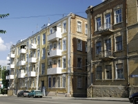 Rostov-on-Don, Sedov st, house 14. Apartment house