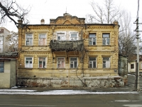 Rostov-on-Don, Sedov st, house 59. Apartment house