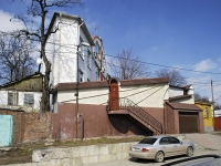 Rostov-on-Don, Sedov st, house 81. Private house