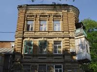 顿河畔罗斯托夫市, Ulyanovskaya st, 房屋 10. 公寓楼