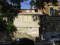 Ростов-на-Дону, улица Ульяновская, дом 10. многоквартирный дом