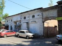 Rostov-on-Don, Ulyanovskaya st, house 16