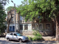 Rostov-on-Don, Ulyanovskaya st, house 17. Apartment house