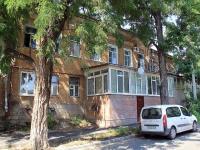 Rostov-on-Don, Ulyanovskaya st, house 19. Apartment house