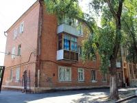 Ростов-на-Дону, улица Ульяновская, дом 28. многоквартирный дом