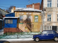 Rostov-on-Don, Ulyanovskaya st, house 29/1. Private house