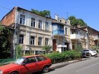 Rostov-on-Don, Ulyanovskaya st, house 31. Apartment house