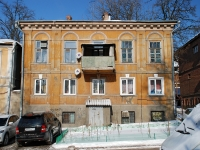 Rostov-on-Don, Ulyanovskaya st, house 33. Apartment house