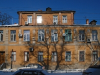 Rostov-on-Don, Ulyanovskaya st, house 35. Apartment house