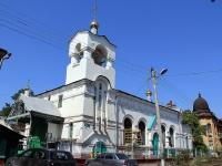 улица Ульяновская, house 37. церковь
