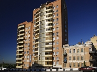 Rostov-on-Don, Ulyanovskaya st, house 60. Apartment house