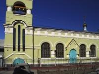 Ростов-на-Дону, церковь Покрова Пресвятой Богородицы, улица Ульяновская, дом 37