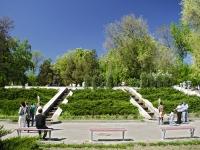顿河畔罗斯托夫市, 公园 РеволюцииTeatralnaya sq, 公园 Революции