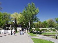Rostov-on-Don, park РеволюцииTeatralnaya sq, park Революции