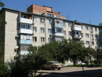 Rostov-on-Don, Volkov st, house 8/1. Apartment house