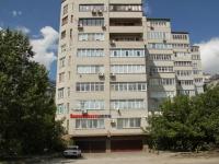 Ростов-на-Дону, улица Волкова, дом 25. многоквартирный дом